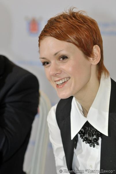 Ульяна Лопаткина - прима-балерина Мариинского театра, народная артистка РФ