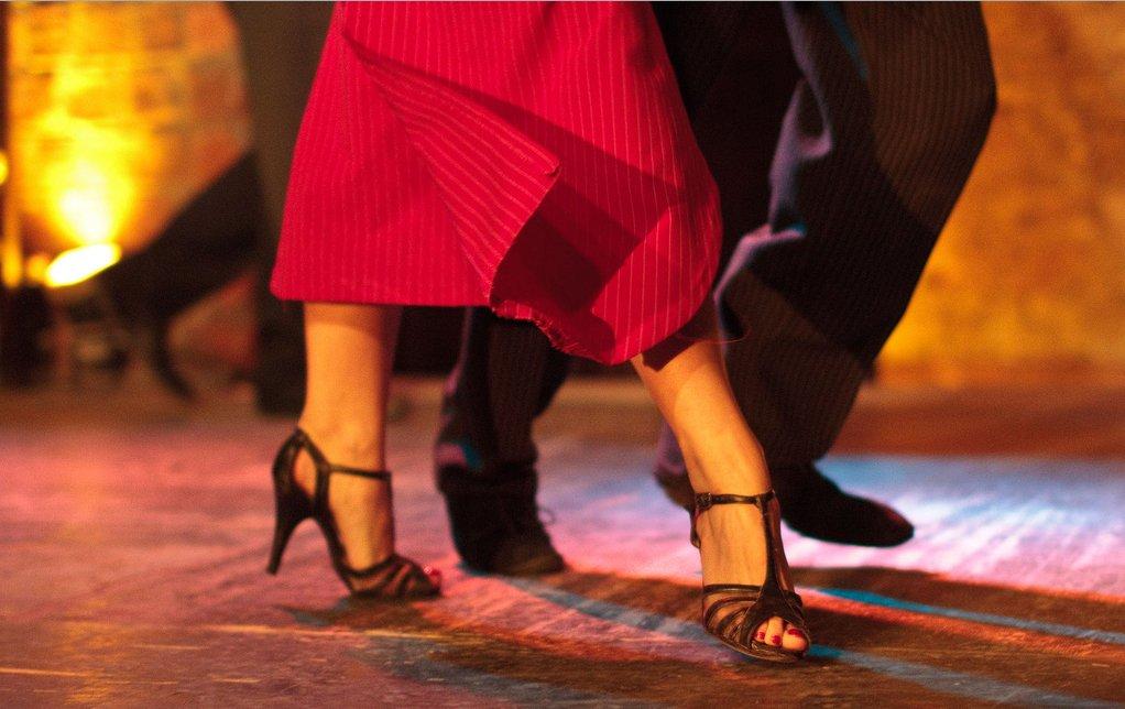 уроки танго