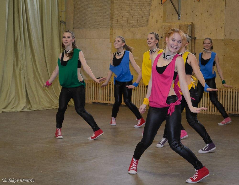 Танцы Санкт - Петербург