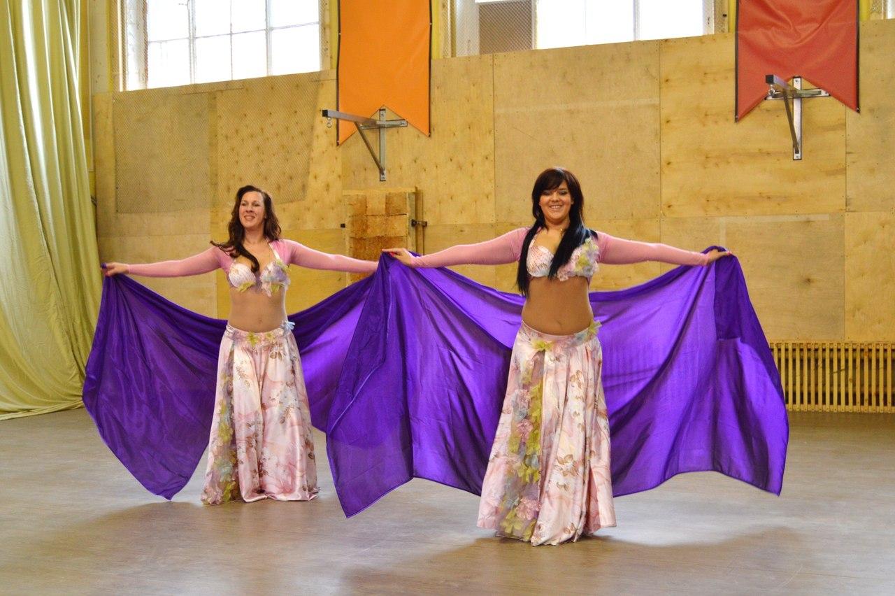 Танцы Санкт-Петербург